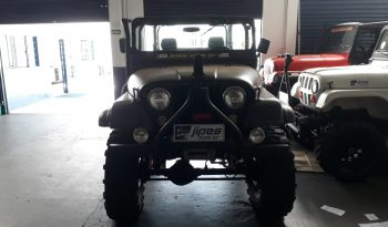 Willys 1961  6 cilindros gasolina full