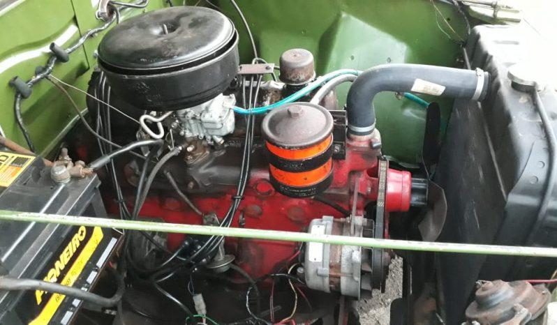 Ford F75 4×4 1974 full