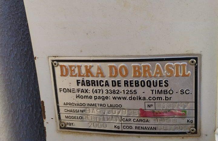 CARRETA  REBOQUE  2 EIXOS full
